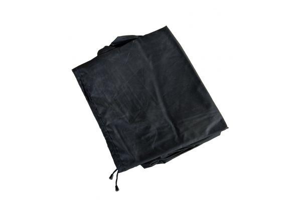 Abdeckhaube Ariano 240x240x64 cm schwarz