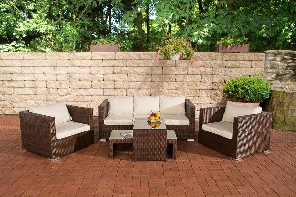 Garten Lounge-Set Malolo