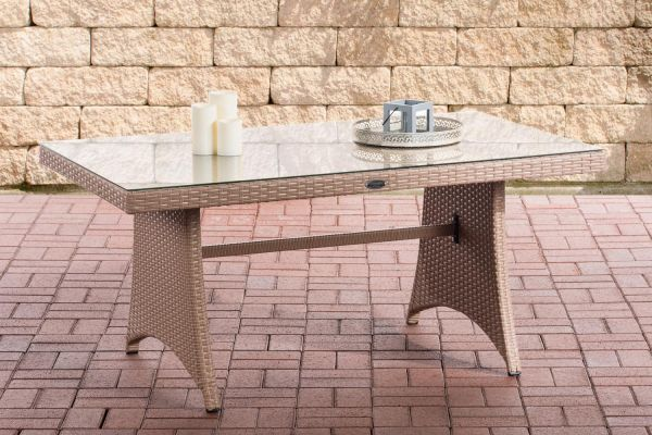 Tisch Siena / Sorano sand